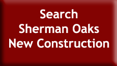 Sherman Oaks New Construction Homes For Sale