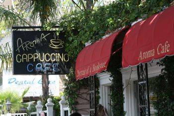Aroma Cafe Tujunga Village Studio City