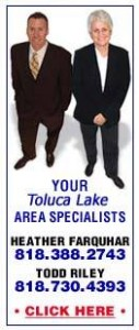 Heather Farquhar and Todd Riley Toluca Lake Homes For Sale Specialists